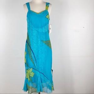 NWT Sangria island maxi Dress 🌴